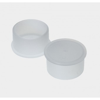 Cover Plug LDPE Natural