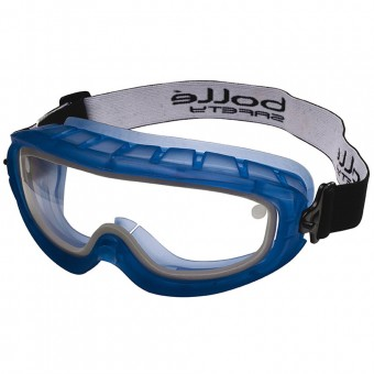 Bolle Safety Atom Safety Goggles Clear | Fasteners, Cable