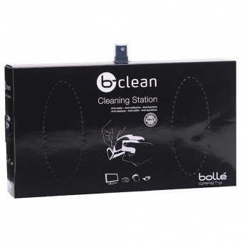 Bolle Safety Lens Cleaning Station Carton Wall Mount