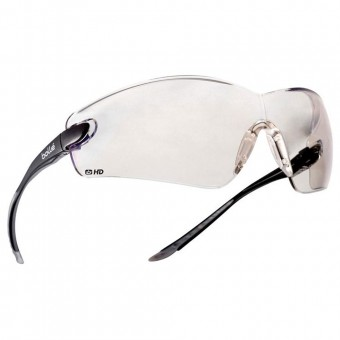 Clear HD BOLCOBHDPI Bolle Safety COBRA Safety Glasses