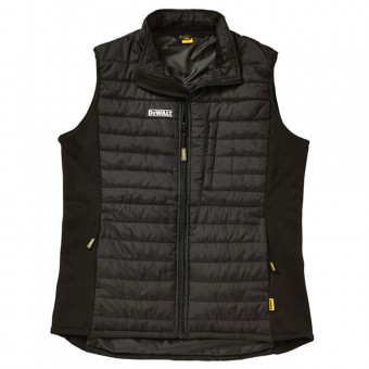 DEWALT Force Black Lightweight Padded Gilet