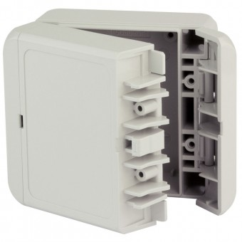 Bocube Enclosures Polycarbonate with Grey Lid