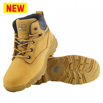 Rock Fall VX950C Onyx Honey Women's Safety Boot Size 6