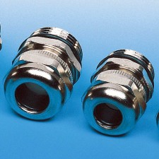 HUMMEL HSK-M Elongated Cable Gland - Metal - Metric Thread