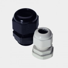 PG Thread Cable Glands - UL94V-2 - with Locknuts