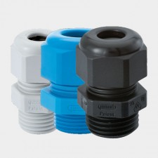 PG Thread Cable Glands - UL94V-0 - Elongated Threads