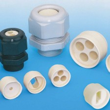 Multi-Hole Inserts for Cable Glands