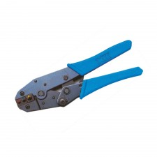 Ratchet Crimping Tool For Pre-Insulated Terminals