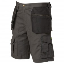 Apache Grey Rip-Stop Holster Shorts