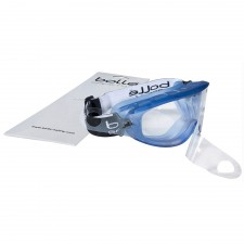 Bolle Safety Atom Safety Goggles Clear - Equaliser