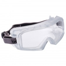 Bolle Safety Coverall Platinum Safety Goggles - Ventilated