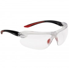 Bolle Safety IRI-S Platinum Safety Glasses - Clear