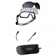 Bolle Safety Cobra Safety Glasses & Goggle Kit