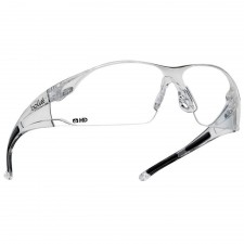Bolle Safety RUSH Safety Glasses - Clear HD
