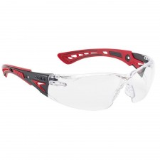 Bolle Safety RUSH+ Platinum Safety Glasses - Clear