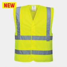 Portwest C470 Hi-Vis Band and Brace Vest