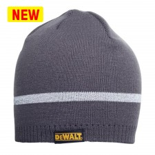 DEWALT Grey Knitted Beanie Hat
