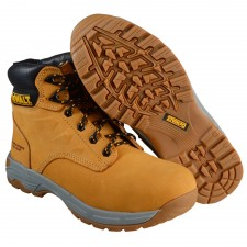 DEWALT SBP Carbon Nubuck Safety Hiker Wheat Boots