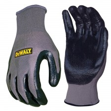 DEWALT Nitrile Nylon Gloves - Large
