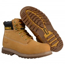DEWALT Explorer Safety Honey Nubuck Boots
