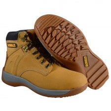 DEWALT Extreme 3 Wheat Buffalo Safety Boots UK 11 Euro 46