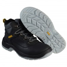 DEWALT Laser Safety Hiker Black Boots