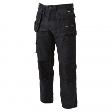 DEWALT Pro Tradesman Trousers Black