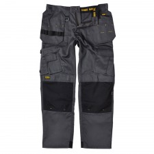 DEWALT Pro Tradesman Trousers Black/Grey