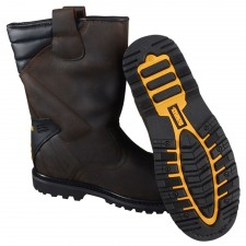 DEWALT Classic Rigger Brown Safety Boots