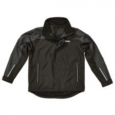 DEWALT Storm Grey/Black Waterproof Jacket