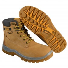 DEWALT Titanium S3 Safety Wheat Boots