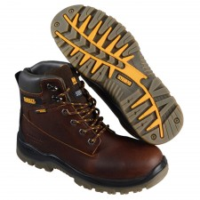 DEWALT Titanium S3 Safety Tan Boots