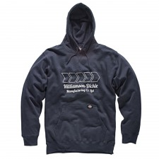 Dickies Arkley Navy Hoody - L (44-46in)