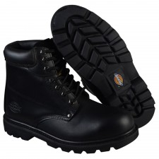 Dickies Cleveland Black Super Safety Boots
