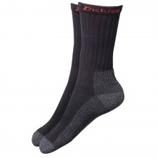 Dickies Industrial Work Socks (Pack 2)