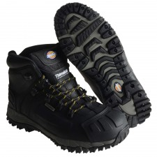 Dickies Medway Safety Hiker Black