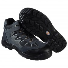 Dickies Storm Super Safety Hiker Grey Boots