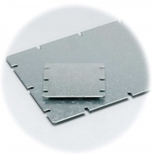 Internal Mounting Plates For 1000 Series FIBOX MNX Enclosures