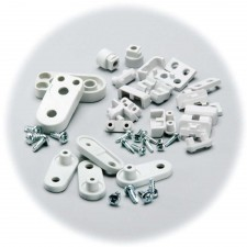 Hinges And Wall Mounting For 1000 Series FIBOX MNX Enclosures