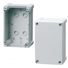 5000 Series-FIBOX TEMPO ABS 187 x 122 Enclosures