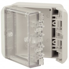 Bocube Enclosures - Polycarbonate with Crystal Clear Lid