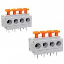 5mm Pitch Screwless Terminal Blocks