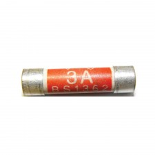 6.3x25mm British Plug Top Fuses