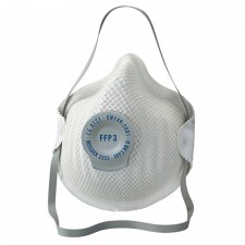 Moldex Classic Series FFP3 NR D Valved Mask (Pack of 5)