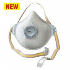 Moldex AIR Plus Mask FFP3 RD Valved Reusable