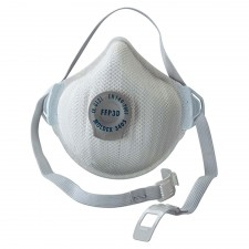 Moldex Series 3000 Reusable Mask FFP3 - D Ventex Valve (Pack of 5)