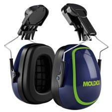 Moldex MX-7 30mm Euro Slot Helmet Mounted Earmuffs SNR 31dB