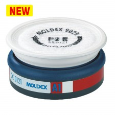 Moldex EasyLock A1P2 R Pre-Assembled Gas & Particulate Filter (Pack 2)