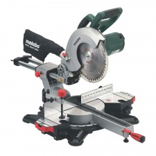 Metabo KGS-216MN Sliding Mitre Saw 216mm 1500W 110V