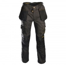 Roughneck Clothing Holster Work Trousers Black